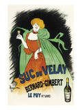 Suc du Velay Prints by Leonetto Cappiello
