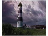 Bodie Island I Poster by Steve Hunziker