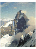 Matterhorn from West Posters by Eugen Bracht