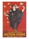 Les Dentifrices Du Docteur Pierre Poster by Leonetto Cappiello