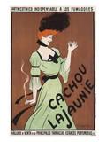 Cachou Lajaunie Posters by Leonetto Cappiello