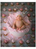 Cupcake Posters by Linda Johnson