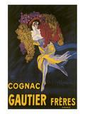 Cognac Gautier Freres Poster by Leonetto Cappiello
