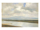 Taunus Mountains and River Main Prints by Eugen Bracht