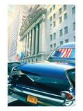 1959 Cadillac Fleetwood Brougham Prints by Graham Reynolds