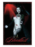 Bloodlust at Twilight Affiches