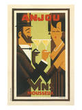 Anjou Vins Mousseux Posters