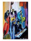 Music for the Soul Affiche par Maya Green