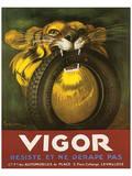 Vigor, Resiste Et Ne Derape Pas Prints