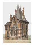 Victorian House, No. 6 Posters