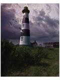 Bodie Island II Art par Steve Hunziker