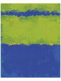 No. 1951 Green House Kunstdruck von Carmine Thorner
