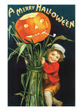 A Merry Halloween 2 Posters