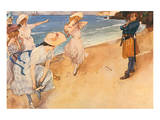 I Am A Pirate! Prints by Sir William Russell Flint