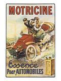 Motricine, Essence Pour Automobiles Prints