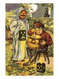 Jack O' Lantern Prints