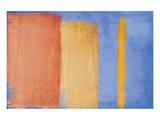 Large Quadrate II Kunstdrucke von Carmine Thorner