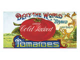 Defy the World Tomatoes Posters