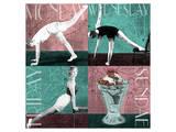 Weekly Workout: Monday, Wednesday, Friday, Sundae Prints