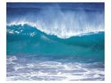 Fierce Waves Print
