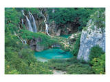 Plitvice Lakes Croatia Posters