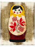 Matryoshka, Russian Doll Elena Poster