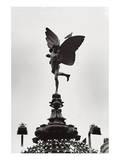 Eros Statue - London Poster