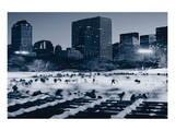 Central Park Wollman Rink Affiche