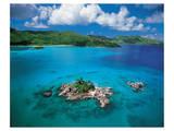 Seychellerne Plakat