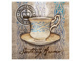 Coffe Cup Aroma Posters by Alan Hopfensperger