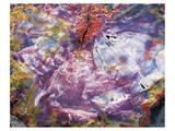 Mineral Starburst Art
