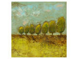 Sunrise Road II Prints by Anne Hempel