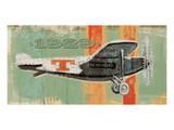 Vintage Plane IV Prints by Alan Hopfensperger