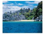 Palawan Coron Island Art