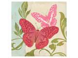 Fuschia Butterfly II Posters by Alan Hopfensperger