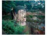 Angkor Buddha Prints