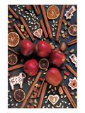 Apple and Cinnamon Prints