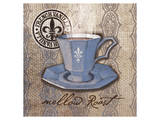 Coffe Cup Roast Print by Alan Hopfensperger