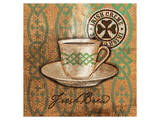 Coffee Cup Brew Prints by Alan Hopfensperger