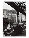 London Taxi Kunstdrucke