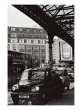 London Taxi Prints