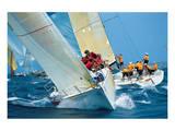 Sailing Away Posters