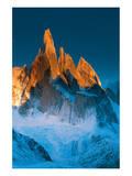 Cerro Torre Los Glaciares Prints