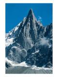 Aiguille du Dru Mont-Blanc Print