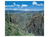 Canyon Bridge Posters