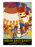 Indian Days Banff Prints