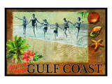 Gulf Coast Posters by Chris Vest