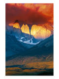 Torre del Paine Chile Prints