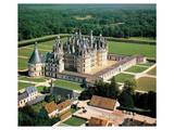 Chateau Chambord Prints