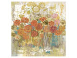 Floral Frenzy II Prints by Alan Hopfensperger